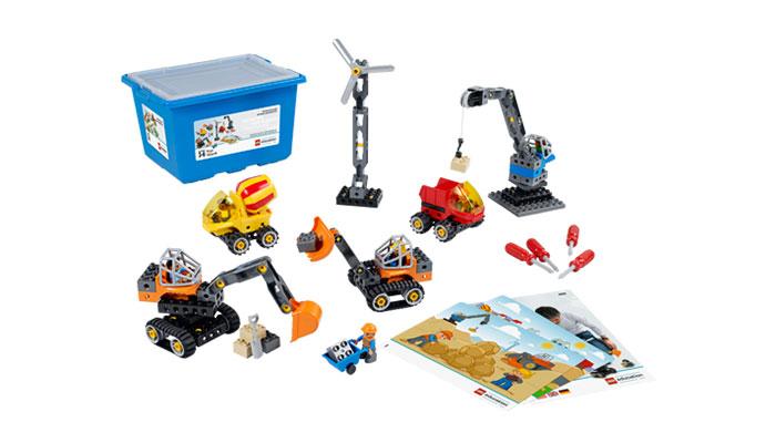 lego-45002 maquina tecnológicas