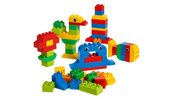 Set ladrillos Creativo LEGO DUPLO