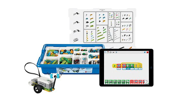 Solución curricular WeDo 2.0 lego-45300