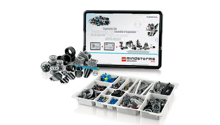 LEGO® MINDSTORMS® Education Set de Expansión EV3