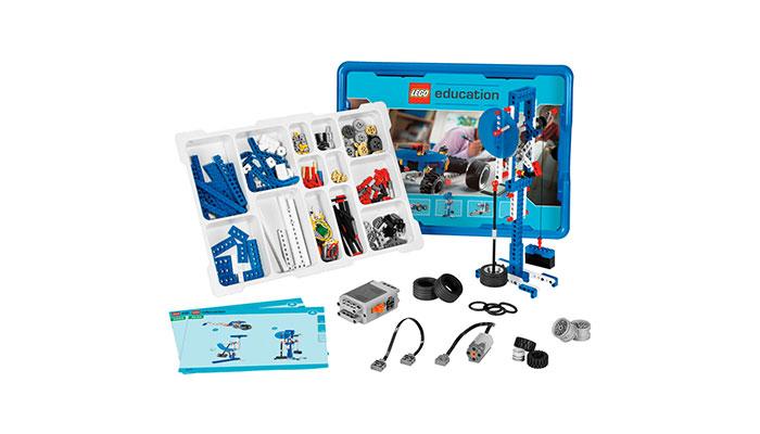 Solución de Secundaria de Máquinas Simples y Motorizadas lego-9686