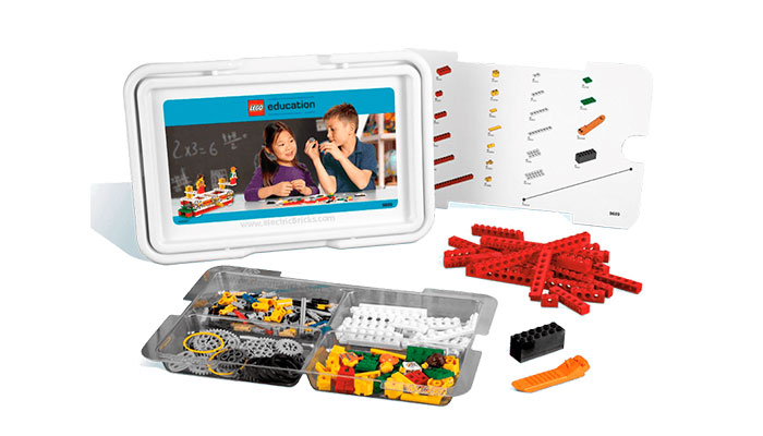 Solución curricular de Máquinas simples iniciales lego-9689
