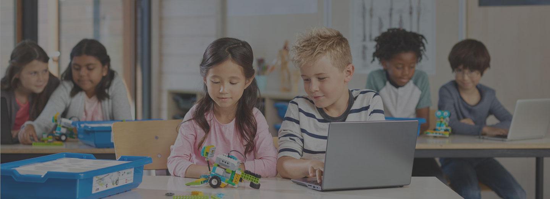 Lego Education WeDo - Experiencias de aprendizaje lúdico