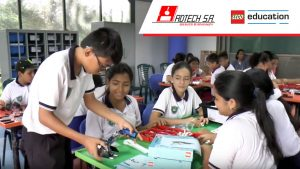 Ambientes de Aprendizaje LEGO EDUCATION en Purificación Tolima