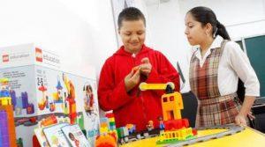 Se inauguró Aula Lego, un nuevo espacio tecnológico y educativo en el Institución Educativa Gabriel García Márquez