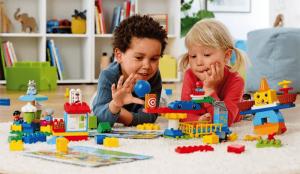 Lego Education Colombia en preescolar