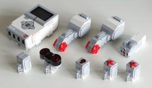 Diferencias entre LEGO Mindstorms Education EV3 versión educativa y versión hogar