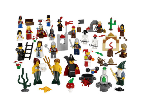 Minifiguras LEGO® STEAM