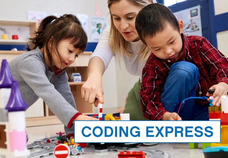 Coding Express llega a Colombia para enseñar a los más pequeños a programar