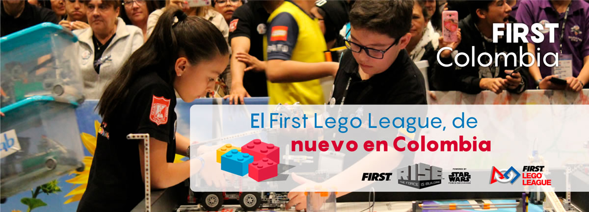 First Lego League Colombia