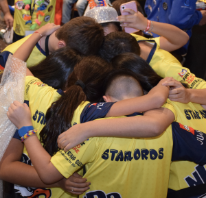Colombia es robótica con First LEGO League
